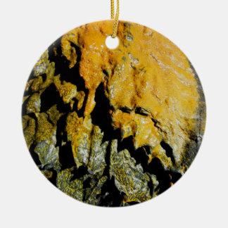 Cueva del tubo de lava ornamente de reyes