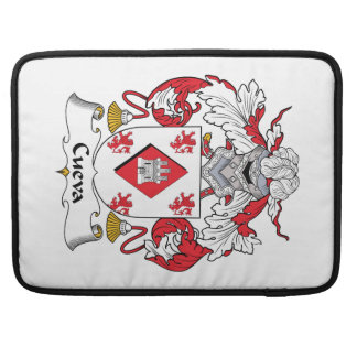 Cueva Family Crest Sleeve For MacBook Pro