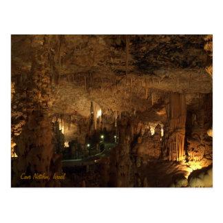 Cueva Netifim, Israel Postal