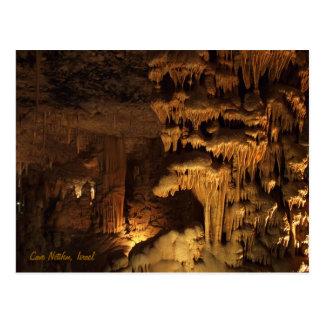 Cueva Netifim, Israel Postales