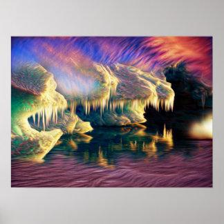 Cuevas del sector 7 póster