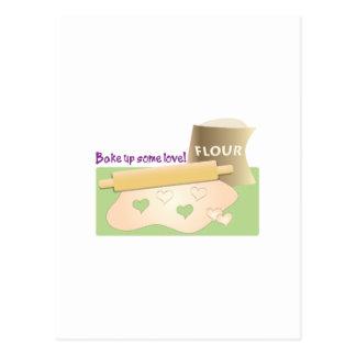 ¡Cueza encima de un cierto amor! Postales