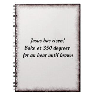 Cuézame un Jesús Cuadernos