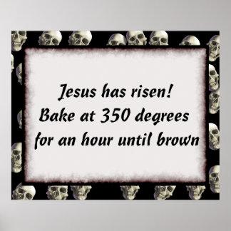 Cuézame un Jesús Poster