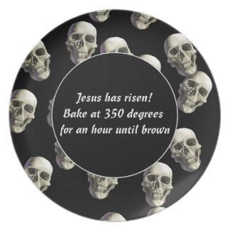 Cuézame un Jesús Plato De Cena