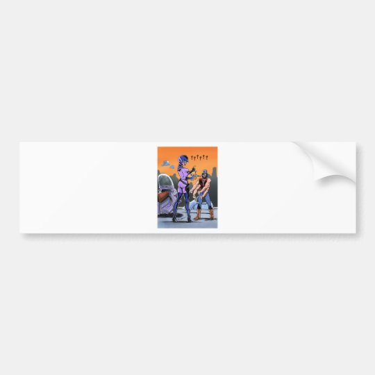 cuffem bumper sticker