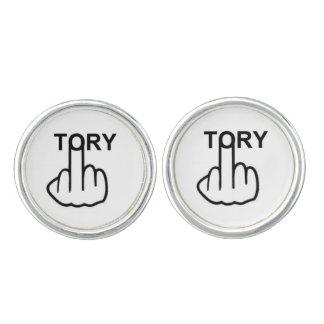 Cufflinks Tory Flip