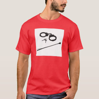 CUFFS AND CROP T-Shirt
