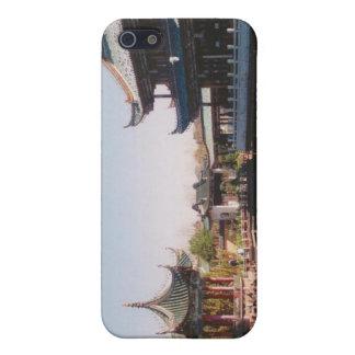 Cui Hu Qiu BO en la ciudad de Kun Ming iPhone 5 Carcasas