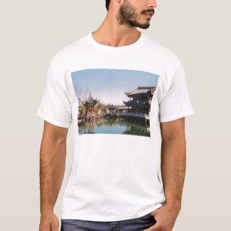 Cui Hu Qiu Bo in the City of Kun Ming T-Shirt
