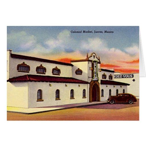 Cuidad Juarez, Mexico Card