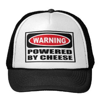 Cuidado ACCIONADO POR el gorra del QUESO