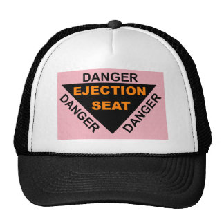 Cuidado de asiento eyectable gorra