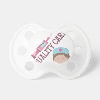 Cuidado de calidad chupetes para bebes