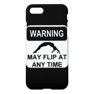 Cuidado de mi gimnasta del tirón funda para iPhone 7