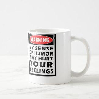 cuidado de mi sentido del café del humor o de la taza clásica