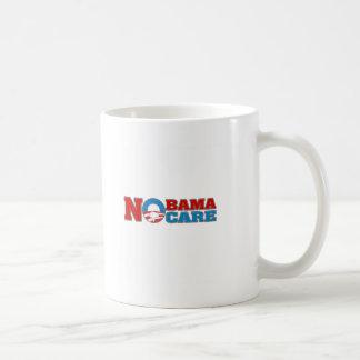 Cuidado de NObama Taza De Café