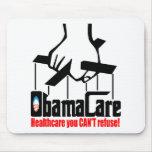 Cuidado de Obama: ¡Atención sanitaria que usted no Tapete De Raton