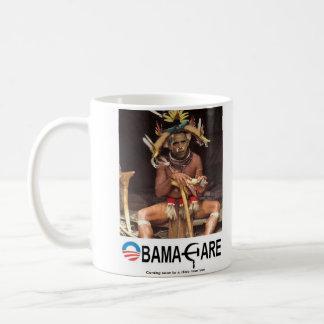 Cuidado de Obama Taza Clásica