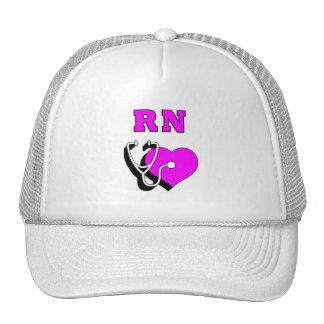 Cuidado del RN Gorros Bordados