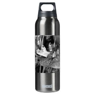 Cuidado en WWII constructivo bombardeado Botella Isotérmica De Agua