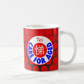 Cuidado para envejecido - Tei Taza De Café