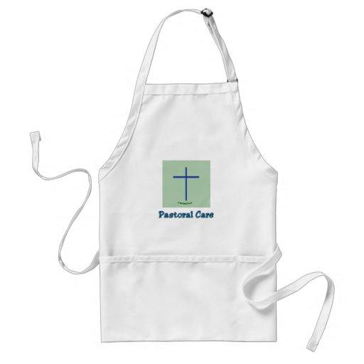 Cuidado pastoral delantal