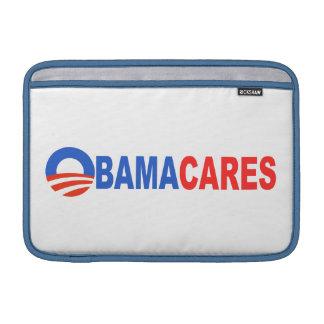 Cuidados de Obama Fundas MacBook