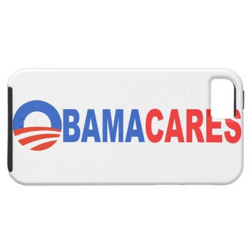 Cuidados de Obama iPhone 5 Funda