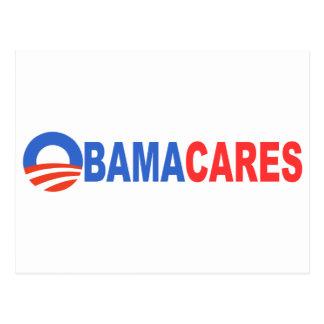 Cuidados de Obama Postal