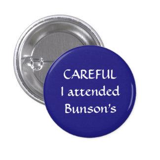 Cuidadoso asistí a Bunson Pin