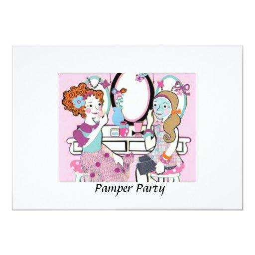 Cuide las invitaciones del fiesta en exceso comunicados personales