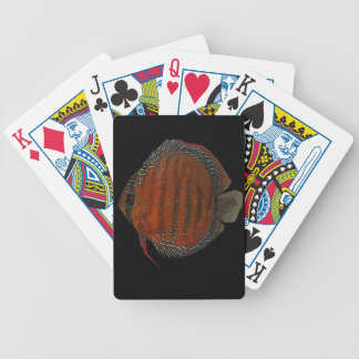 Cuipeia discus bicycle playing cards