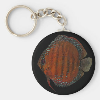 Cuipeua discus basic round button keychain