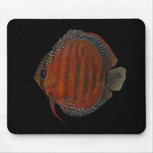 Cuipeua discus mouse pad