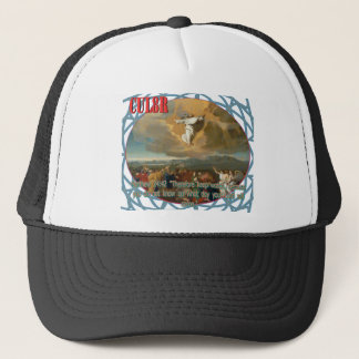 CUL8R TRUCKER HAT