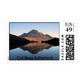 Cul Beag Sutherland Stamps