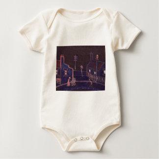 cul de sac baby bodysuit