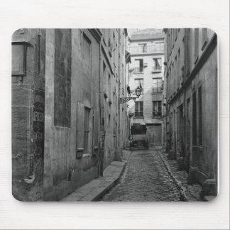 Cul-de-sac Saint-Ambroise Mouse Pad