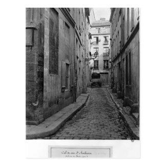 Cul-de-sac Saint-Ambroise Postcard