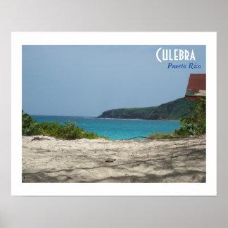 Culebra, PR Poster 321b
