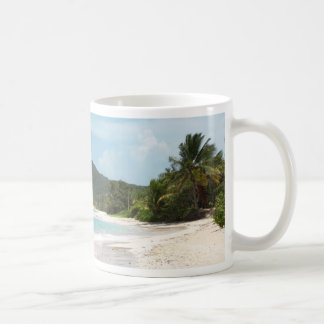 Culebra's Flamenco Beach Puerto Rico Coffee Mug