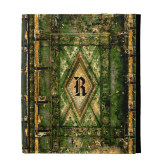 Culfoure Earling Old Book Style iPad Cases