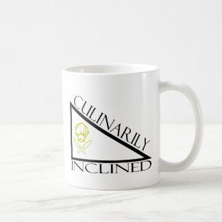 Culinarily Inclined Coffee Mug