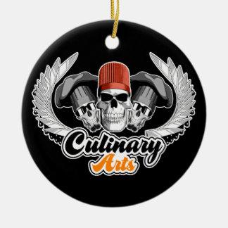 Culinary Arts: Executive Chef Ceramic Ornament