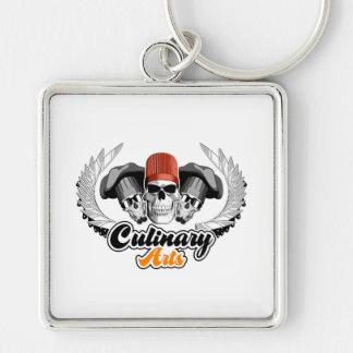 Culinary Arts: Executive Chef Keychain