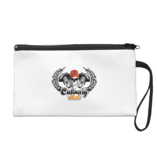 Culinary Arts: Pastry Chef Wristlet Purse