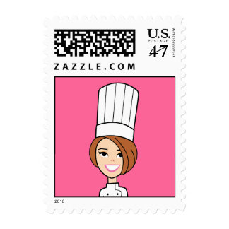Culinary Cartoon Stamp