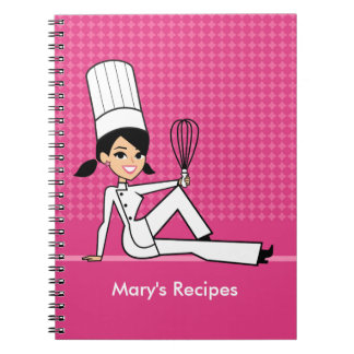 Culinary Class and Recipe Notebook