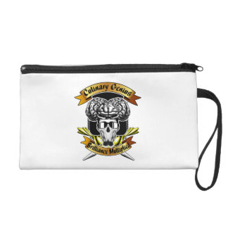 Culinary Genius: Brilliance Multiplied x3 Wristlet